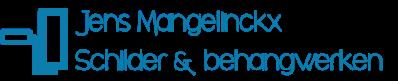 Website logo Jens Mangelinckx